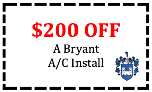 200 off ac install coupon